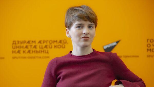 Мария Крузе - Sputnik Azərbaycan