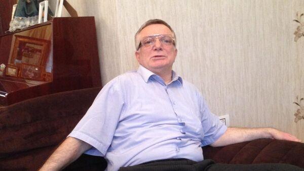 Исфандияр Вахабзаде  - Sputnik Азербайджан
