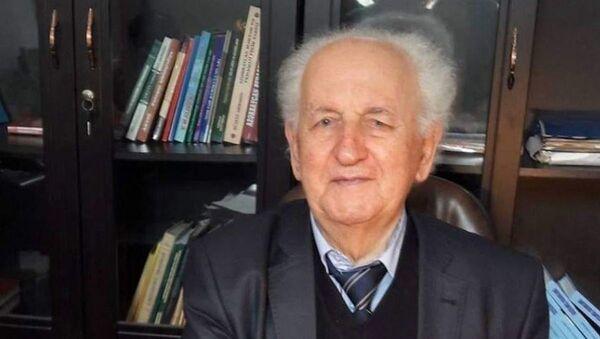 Yəhya Kərimov, arxiv şəkli - Sputnik Азербайджан