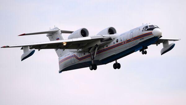 Споттинг в аэропорту Красноярска  - Sputnik Азербайджан