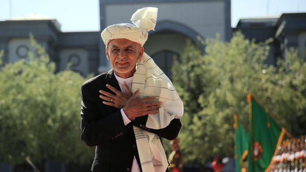 Президент Афганистана Ашраф Гани, фото из архива - Sputnik Azərbaycan
