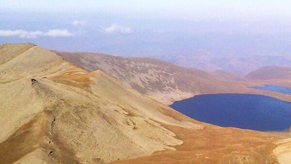 Qaragöl gölü - Sputnik Азербайджан
