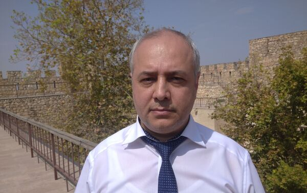 Samir Mehtizadə - Sputnik Azərbaycan