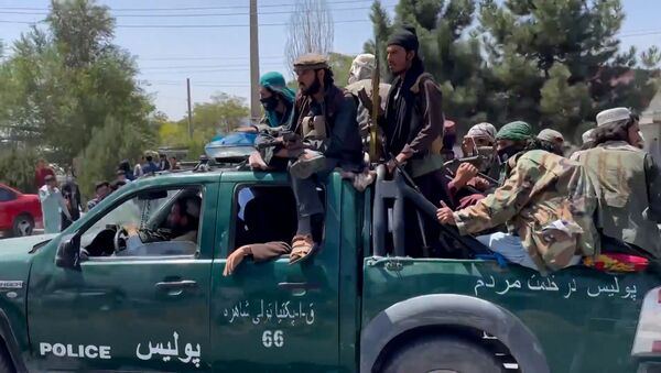 Талибы объявили всеобщую амнистию в Афганистане - Sputnik Азербайджан
