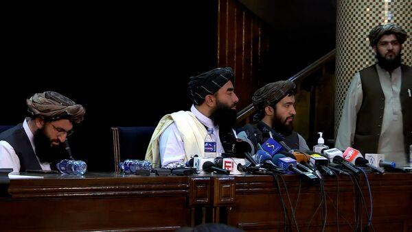 Лидеры талибов возвращаются в страну - что известно о ситуации в Афганистане? - Sputnik Азербайджан