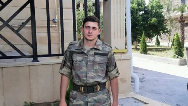 Эльчин Самедов  - Sputnik Азербайджан