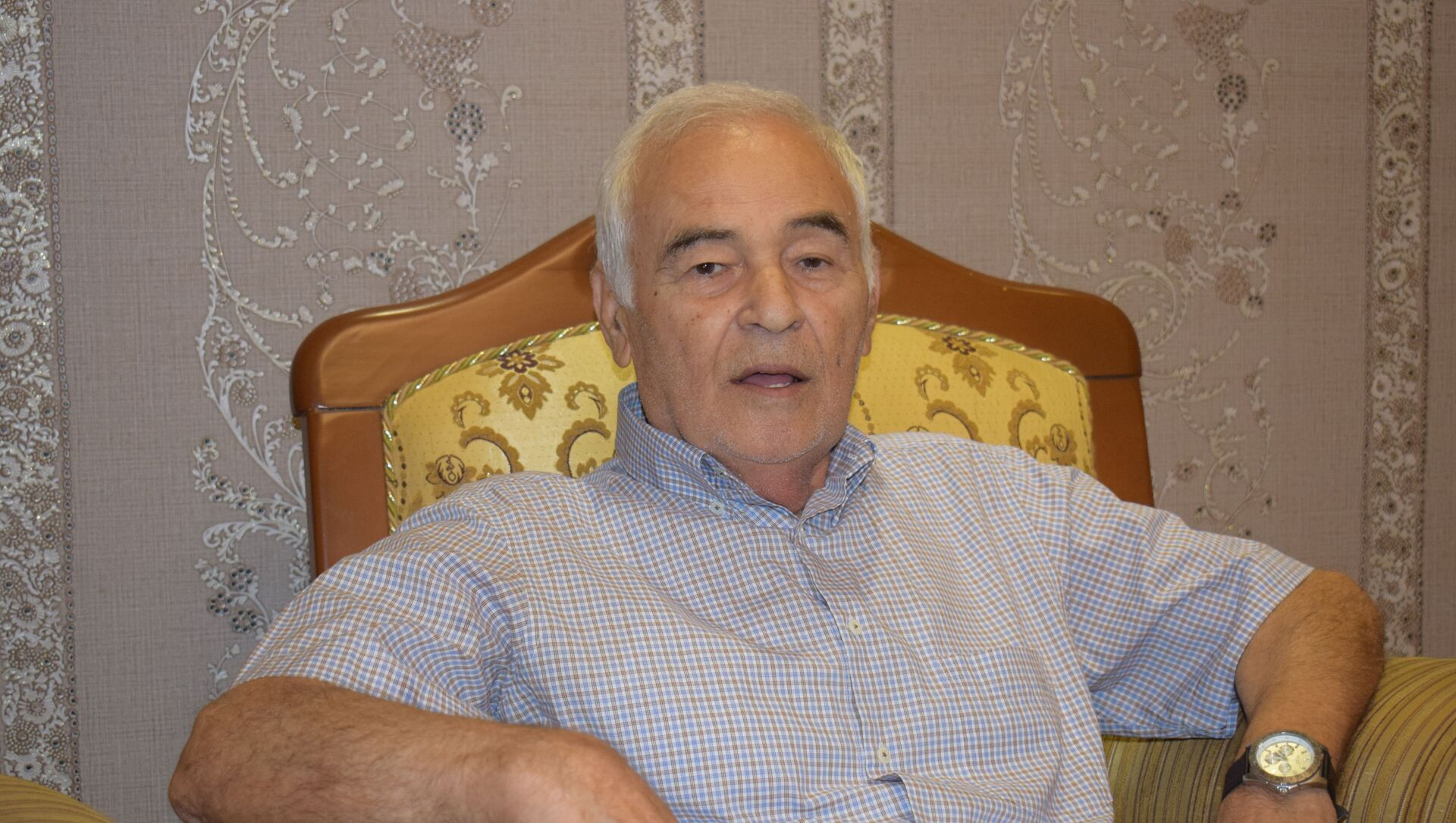 Əməkdar İncəsənət xadimi, professor Amin Novruzov - Sputnik Azərbaycan, 1920, 18.09.2021