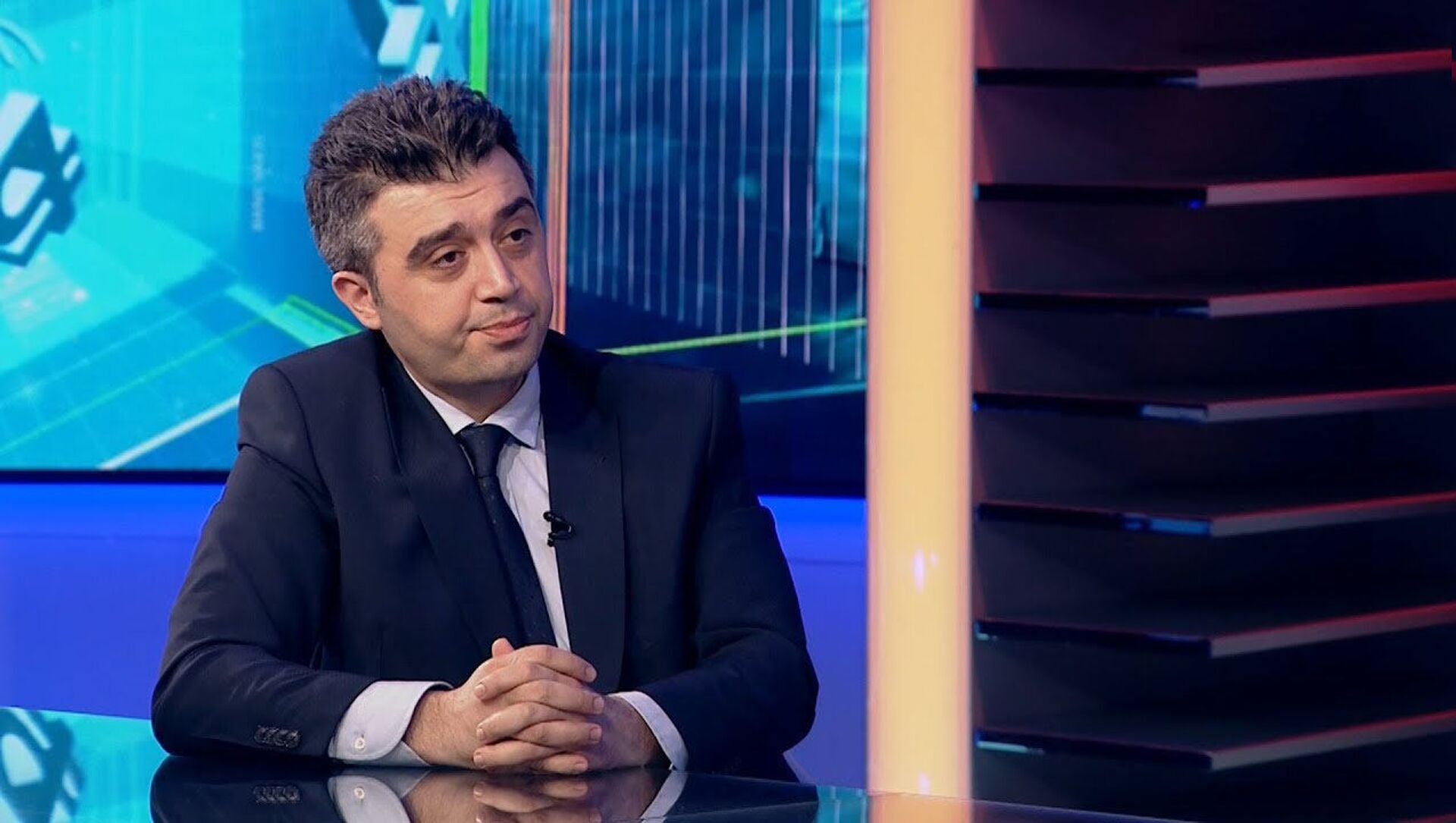 İqtisadçı ekspert  - Emin Qəribli - Sputnik Azərbaycan, 1920, 23.08.2021