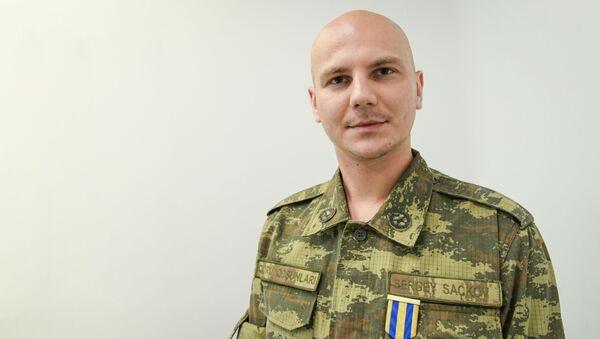 Сергей Сачков - Sputnik Азербайджан