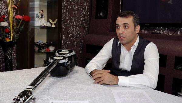 В Азербайджане создали уникальный музыкальный инструмент - первый в мире - Sputnik Азербайджан