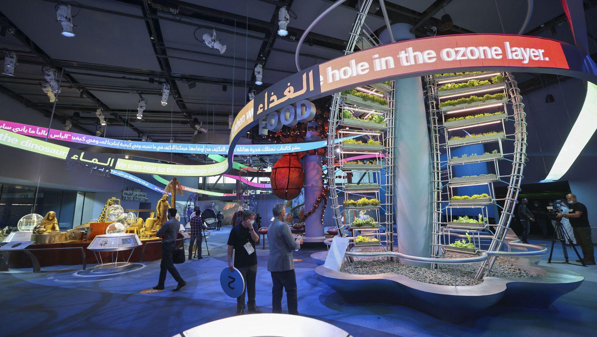 Павильон устойчивого развития на Dubai Expo 2020, фото из архива - Sputnik Азербайджан, 1920, 23.08.2021