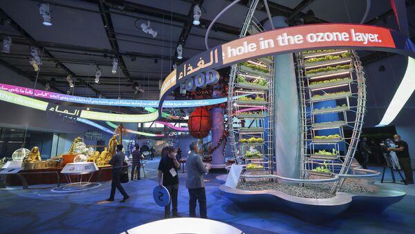 Павильон устойчивого развития на Dubai Expo 2020, фото из архива - Sputnik Азербайджан