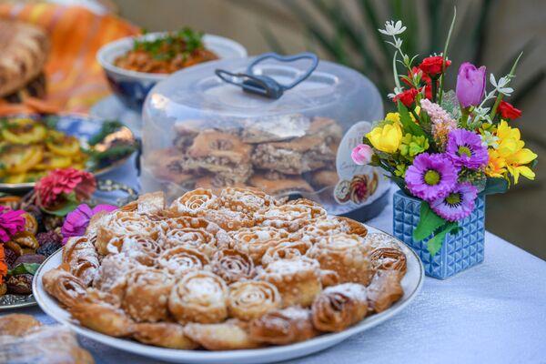 В посольстве Узбекистана в Баку прошел настоящий гастрономический праздник – там наградили победителей Недели узбекской кухни в Азербайджане (Uzbekistan Food Week - 2021). - Sputnik Азербайджан