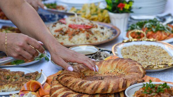 Неделя узбекской кухни в Азербайджане - Sputnik Azərbaycan