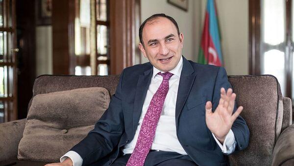 Azərbaycanın Meksikadakı səfiri Məmməd Talıbov  - Sputnik Azərbaycan
