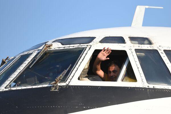 Азербайджанские миротворцы, выполнявшие свои служебные обязанности в Афганистане, были выведены из этой страны и вернулись на родину. - Sputnik Азербайджан