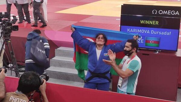 Dürsədəf Kərimova - Sputnik Азербайджан