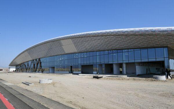 Физулинский международный аэропорт - Sputnik Azərbaycan