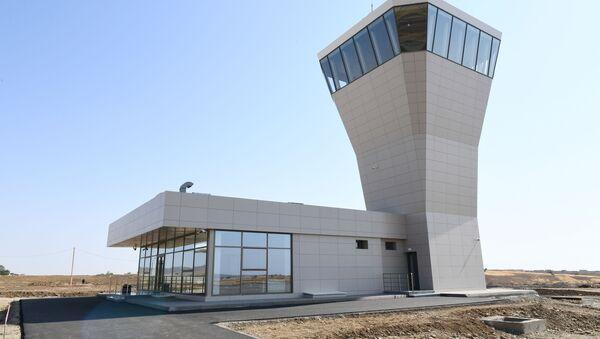 Füzuli Beynəlxalq Hava Limanı - Sputnik Азербайджан