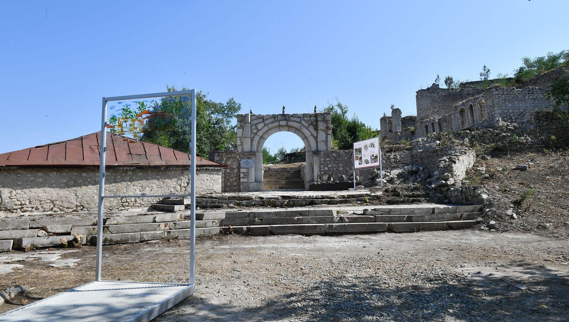 Üzeyir Hacıbəylinin Şuşadakı ev-muzeyi - Sputnik Azərbaycan, 1920, 13.09.2021