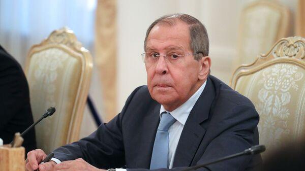 Сергей Лавров  - Sputnik Азербайджан