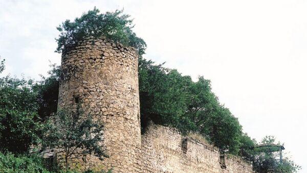 Замок Ибрагим хана и его дочери Гара Беюк ханум в городе Шуша - Sputnik Азербайджан