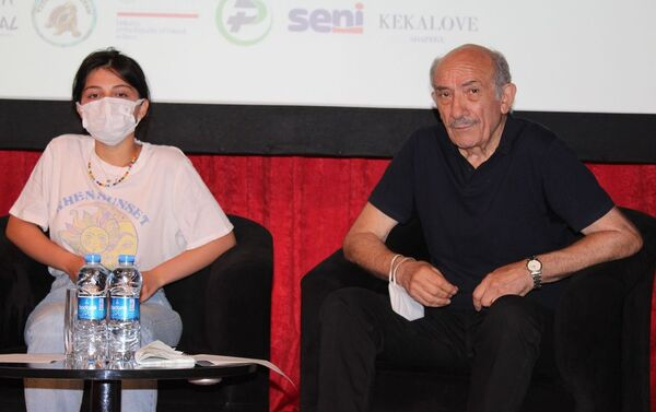 В Союзе кинематографистов Азербайджана прошла пресс-конференция участников IV международного фестиваля анимации ANIMAFILM - Sputnik Азербайджан