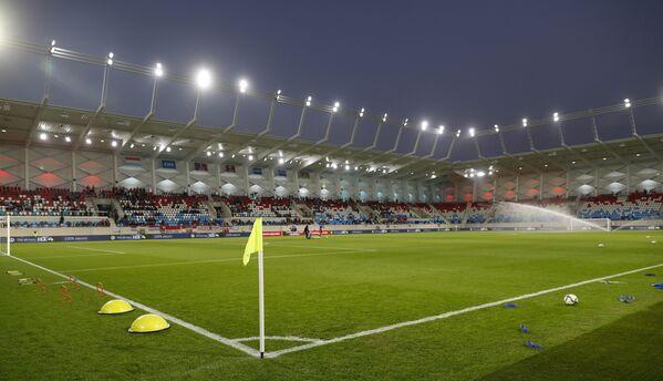 Lüksemburq-Azərbaycan oyununun keçirildiyi Stade de Luxembourg stadionu. - Sputnik Azərbaycan