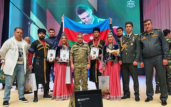 Mədəniyyət Ordusu yaradıcılıq müsabiqəsi başa çatıb - Sputnik Азербайджан