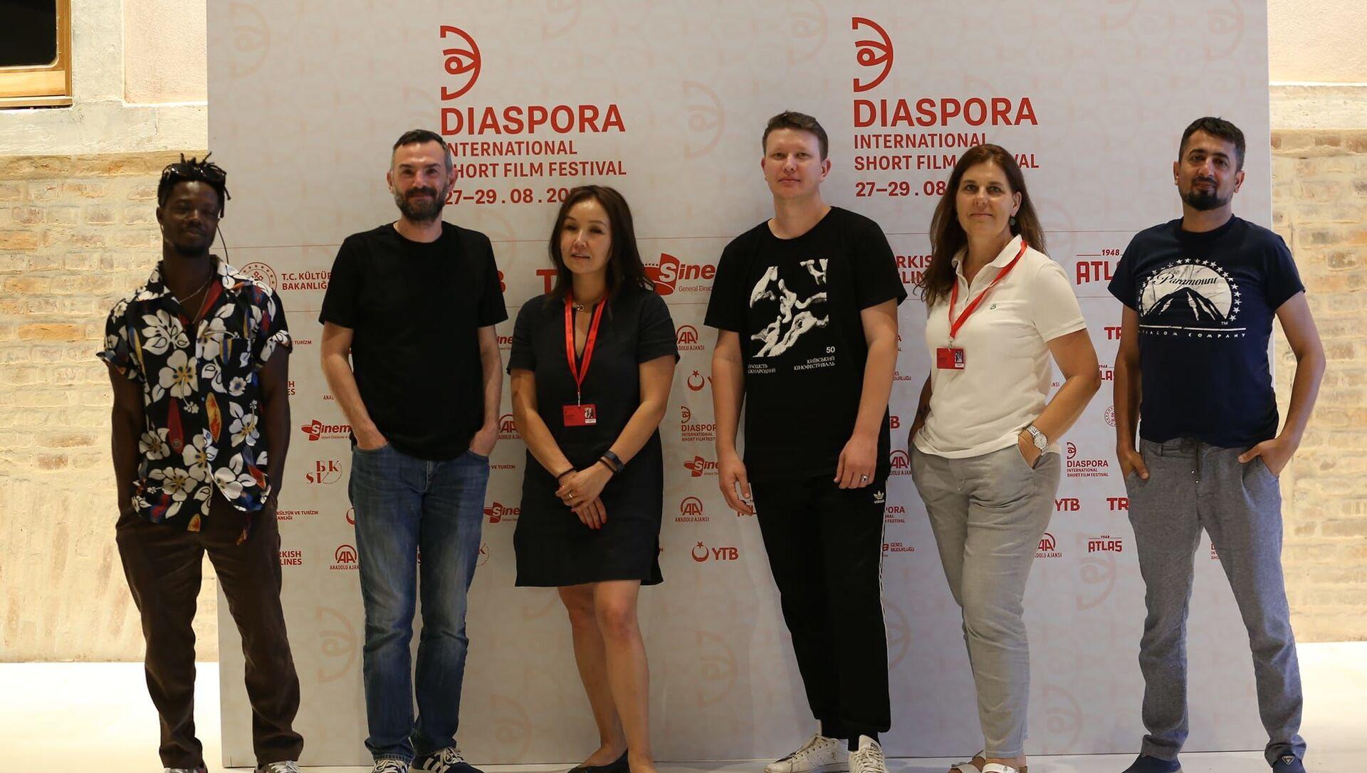 На международном фестивале короткометражных фильмов в Турции - Sputnik Азербайджан, 1920, 03.09.2021