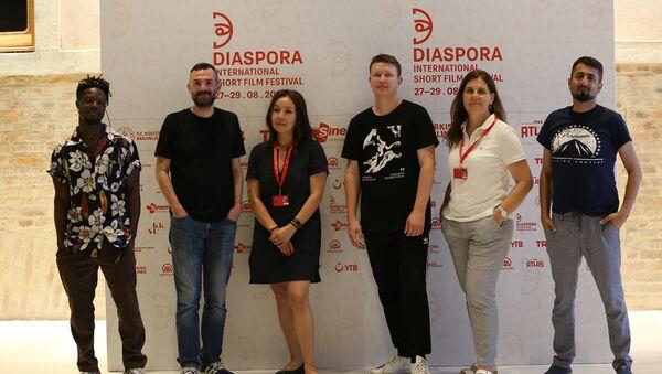 На международном фестивале короткометражных фильмов в Турции - Sputnik Азербайджан