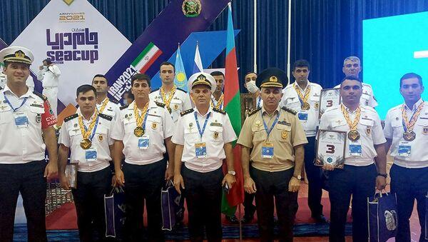 Состоялась церемония закрытия конкурса «Кубок моря» - Sputnik Азербайджан
