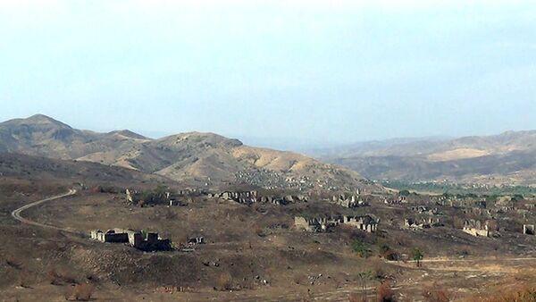 Dondarlı kəndi - Sputnik Азербайджан