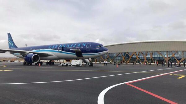 Международный аэропорт Физули  - Sputnik Азербайджан
