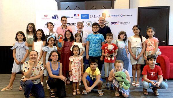 Победители IV Международного фестиваля анимации ANIMAFILM - Sputnik Азербайджан