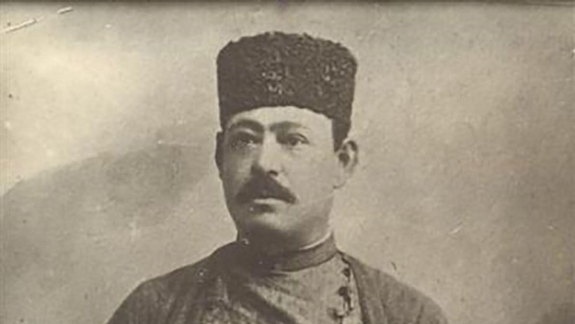 Sadıqcan (əsl adı Mirzə Sadıq Əsəd oğlu Sadıqcan) - Sputnik Azərbaycan, 1920, 08.09.2021