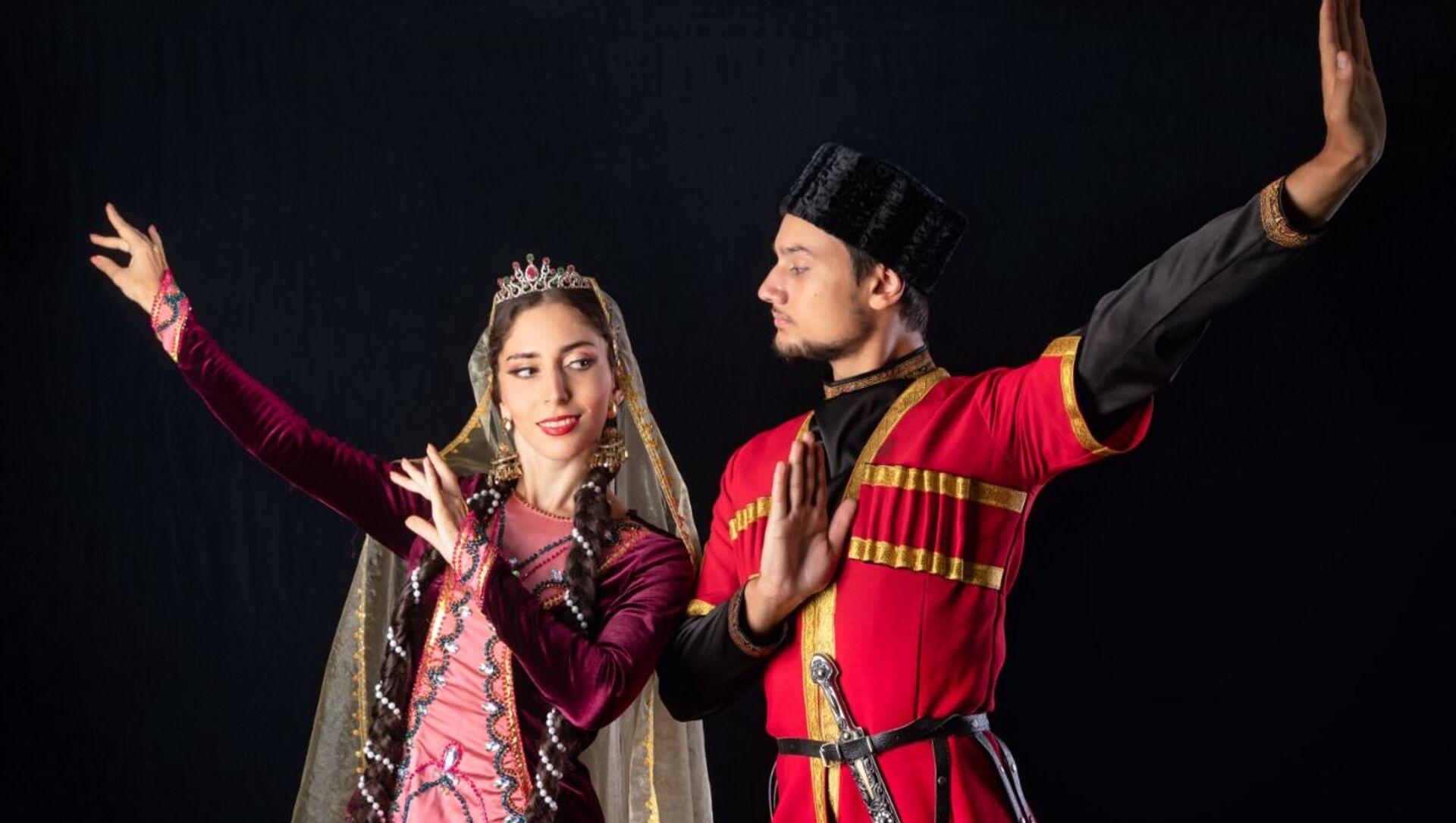 X Международный фестиваль народного творчества Золотое кольцо-2021 - Sputnik Азербайджан, 1920, 11.09.2021