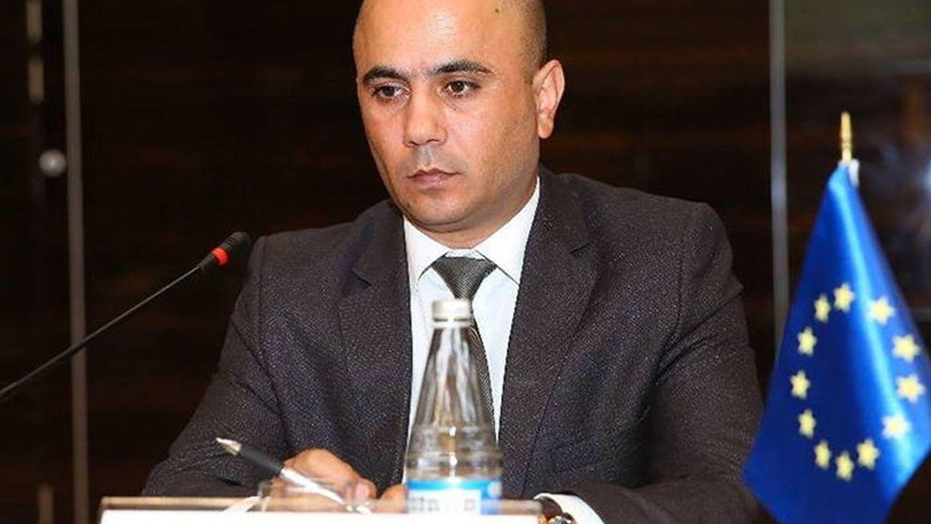 İqtisadçı-ekspert Rəşad Həsənov  - Sputnik Azərbaycan, 1920, 28.09.2021