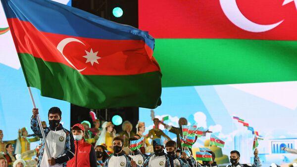 Церемония открытия I Игр СНГ - Sputnik Азербайджан