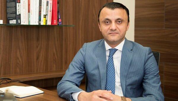 ВРИО председателя TƏBİB Вугар Гурбанов  - Sputnik Азербайджан