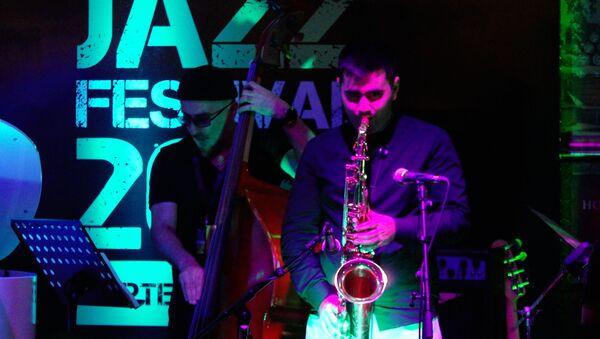 I Am Jazzman: на Бакинской сцене вновь зажглись новые звезды - Sputnik Азербайджан