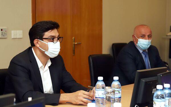 Fərid Qayıbov - Sputnik Азербайджан