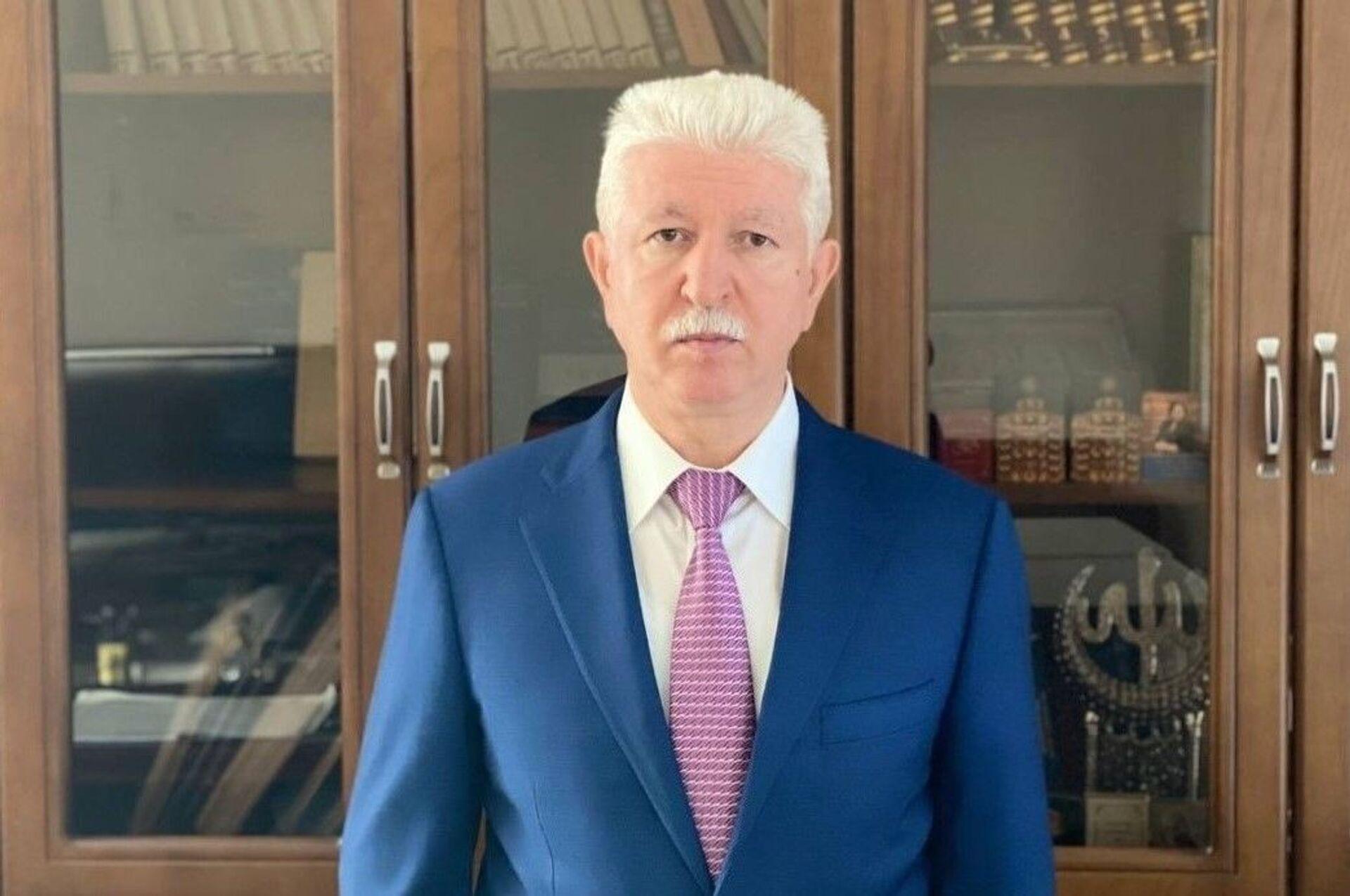 Cəlilov Rafiq - Cəlilabad rayonuna yeni icra başçısı  - Sputnik Азербайджан, 1920, 28.09.2021