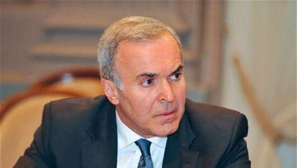 Vaqif Sadıqov - Sputnik Азербайджан