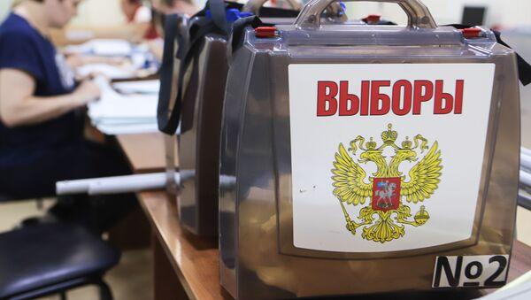 Подготовка к голосованию избирательных участков в Ставрополье - Sputnik Азербайджан