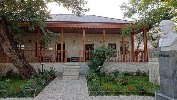Bülbülün ev muzeyi - Sputnik Azərbaycan