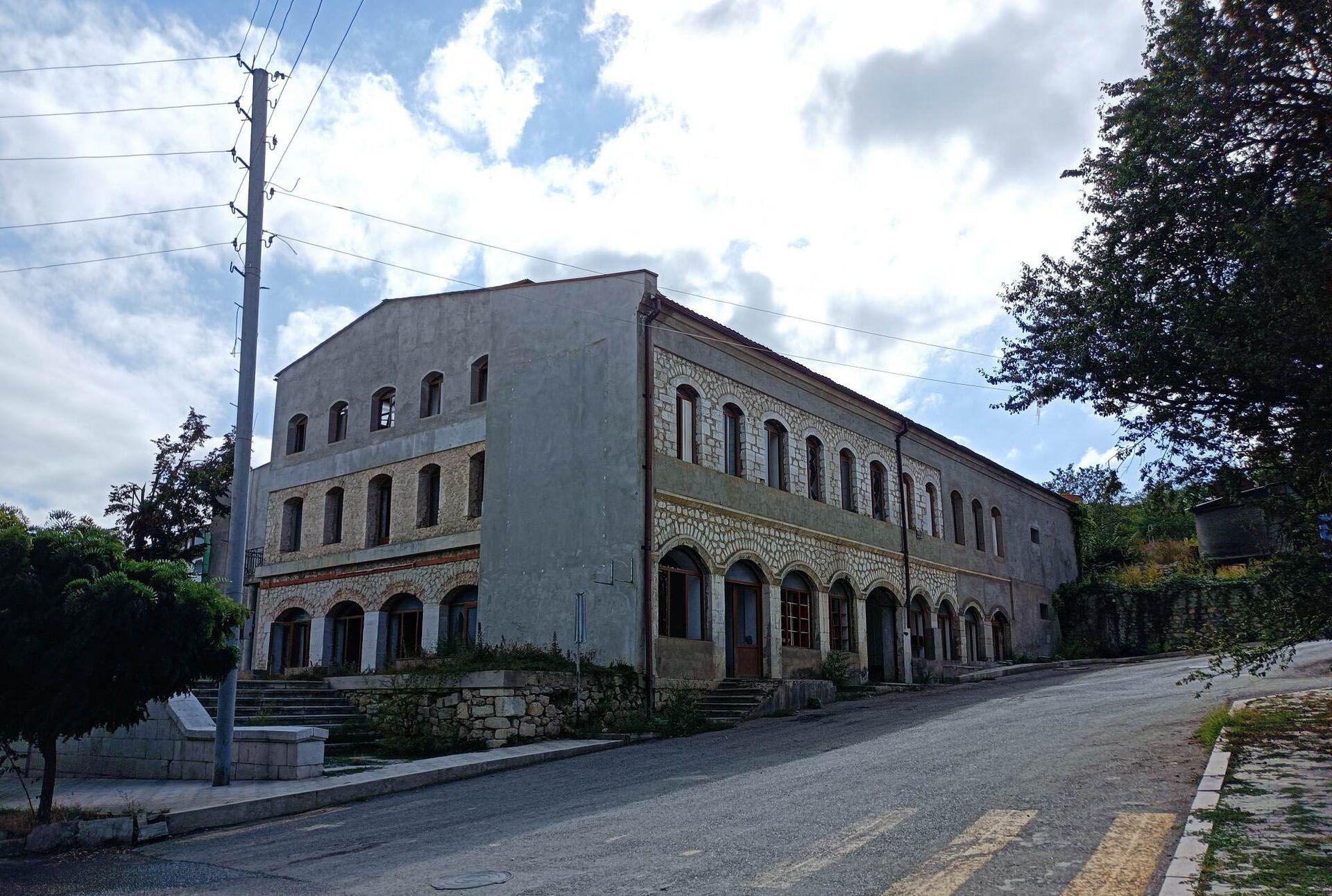 Şuşada - Sputnik Azərbaycan, 1920, 01.10.2021