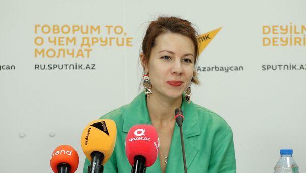 Джаз-фестиваль продолжается: российская певица о бакинской сцене - видео - Sputnik Азербайджан