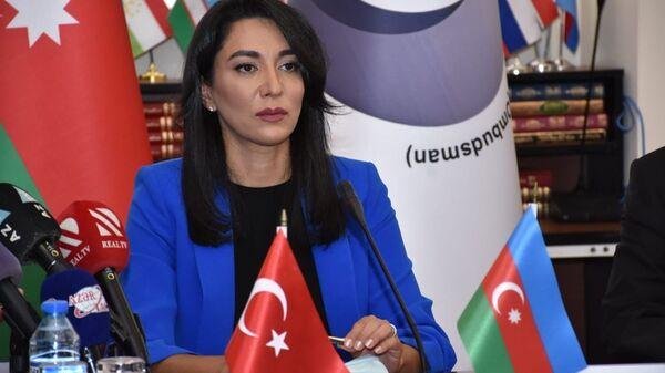 Во время встречи - Sputnik Azərbaycan