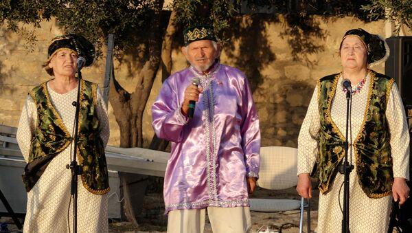Красота - в разнообразии: в Азербайджане прошел фестиваль Мозаика языковых культур - Sputnik Азербайджан